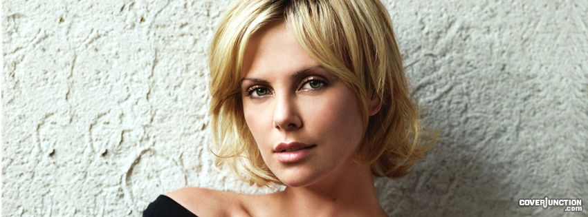 Charlize Theron 5 facebook cover