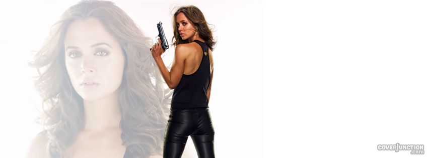 Eliza Dushku Facebook Cover