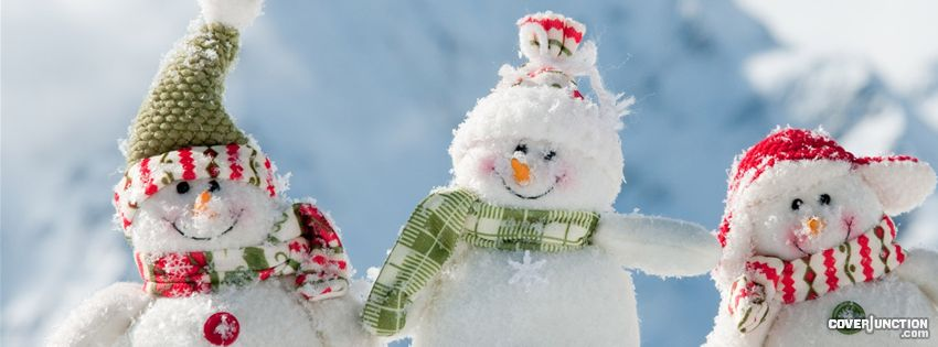 HAPPY WINTER TO YOU ALLL....!!!! Facebook Cover