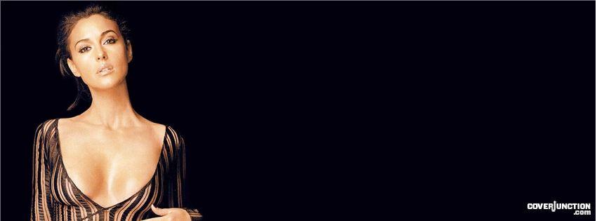 Monica Bellucci 4 Facebook Cover - Hot Girls Wallpaper Monica Bellucci Facebook