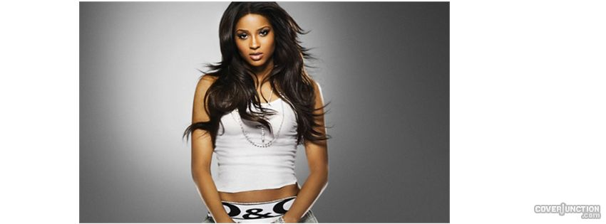 Ciara  Facebook Cover