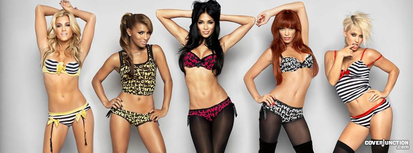 Pussycat Dolls 9 Facebook Cover