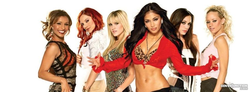 Pussycat Dolls 1 Facebook Cover