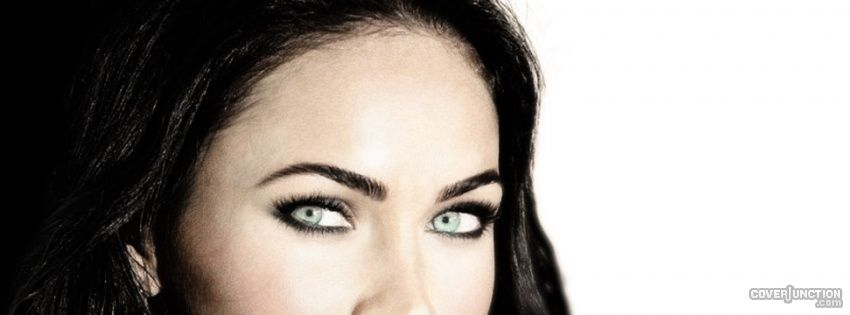 Megan Fox 12 facebook cover