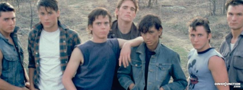 The Outsiders 1 facebook cover