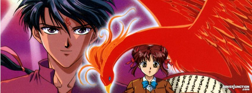 fushigi yugi Facebook Cover