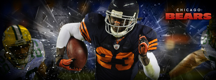 Bears-Packers: Devin Hester facebook cover