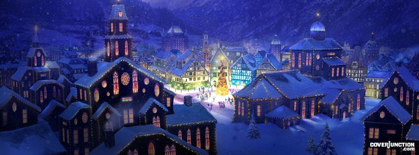 Town Celebration Facebook Cover
