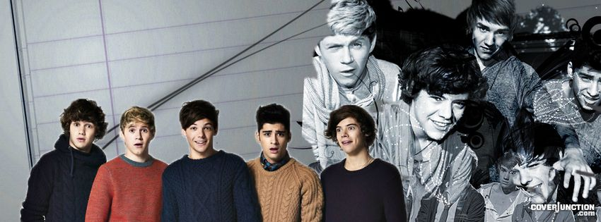 ONE DIRECTION IS MINE! Facebook Cover
