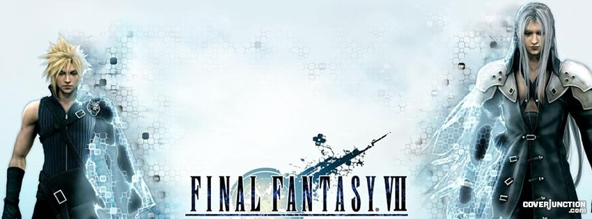 FF VII Facebook Cover