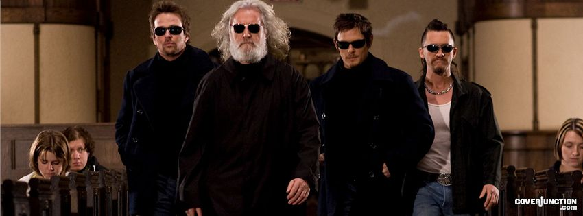 The Boondock Saints facebook cover