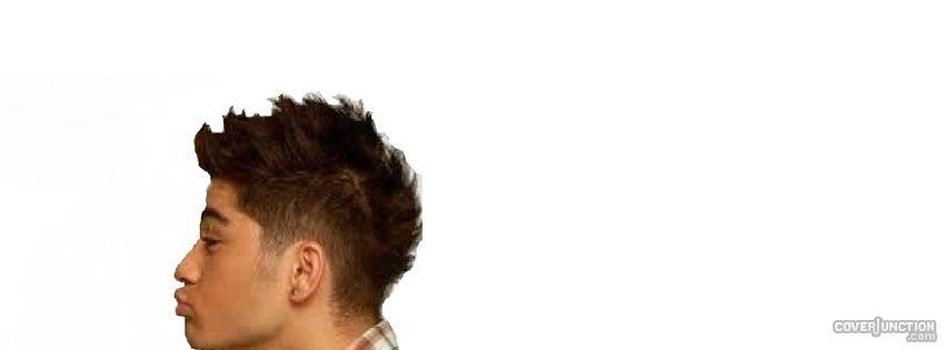 Zayn kiss Facebook Cover