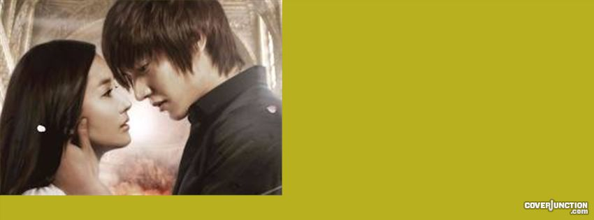 Lee min ho and park min young facebook covers covers for facebook