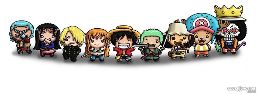 mugiwara crew facebook cover