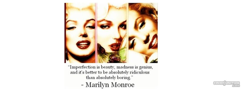 imperfection is beauty facebook cover