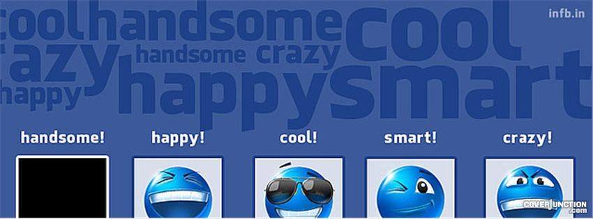 Handsome Facebook Cover - CoverJunction