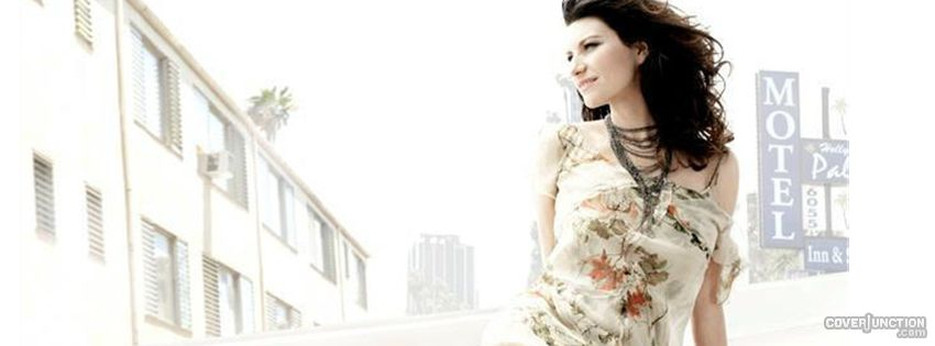 Laura Pausini Facebook Cover