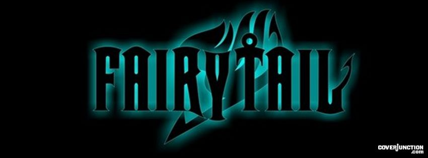 Fairy Tail facebook cover