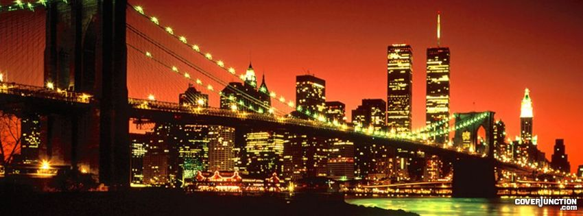 New York facebook cover