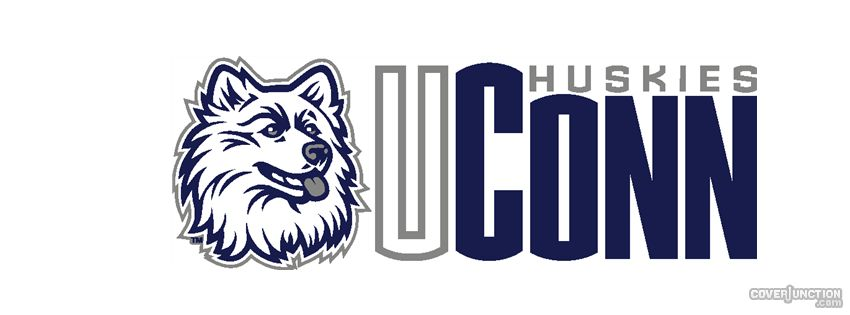 Uconn Huskies Facebook Cover