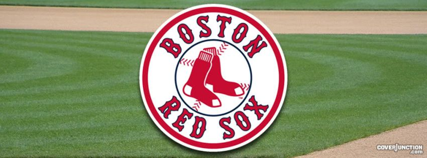 Red Sox Logo facebook cover