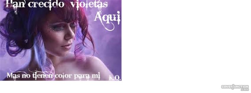 violeta Facebook Cover - CoverJunction