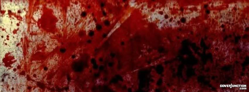 Blood Facebook Cover