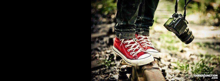 love converse Facebook Cover