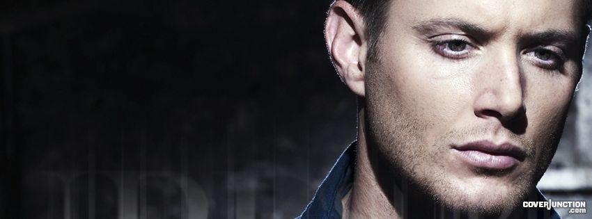 SuperNatural :: Jensen Ackles :: Dean Winchester facebook cover