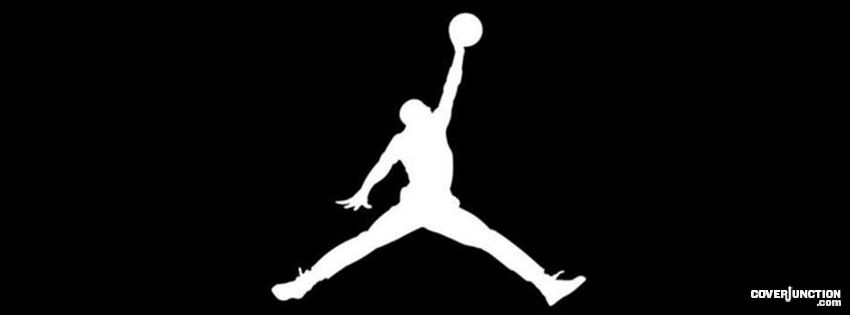 """Air Jordan"" facebook cover"