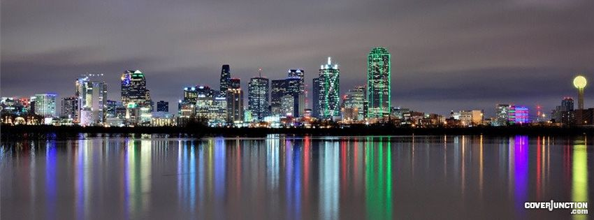 Reflection of Dallas Facebook Cover