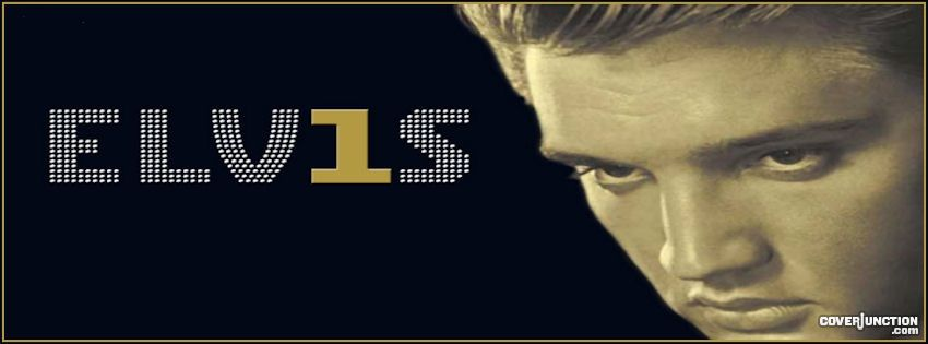 Elvis Facebook Cover - CoverJunction