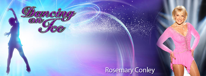 Rosemary Conley - Dancing on Ice 2012 Facebook Cover