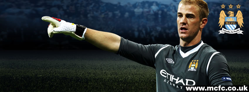 Joe Hart Facebook Cover - CoverJunction