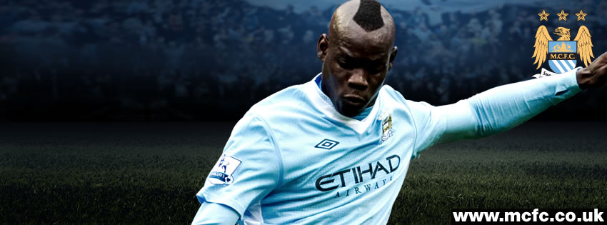 Mario Balotelli Facebook Cover - CoverJunction