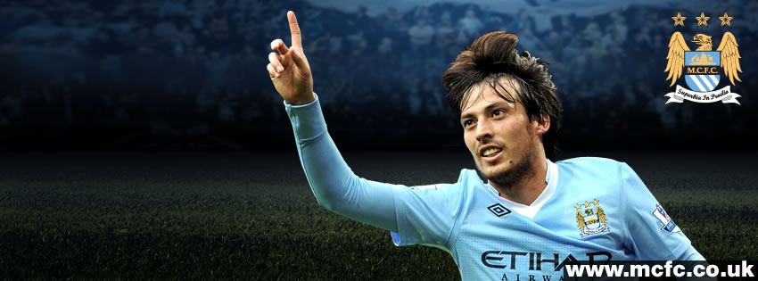 David Silva Facebook Cover - CoverJunction