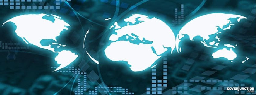 Tech Earth Facebook Cover