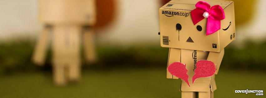Danbo -Sad Facebook Cover - CoverJunction