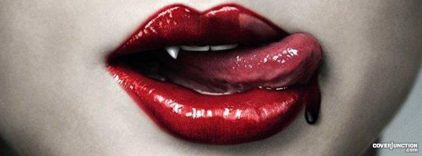 SEXY VAMPIRE Facebook Cover