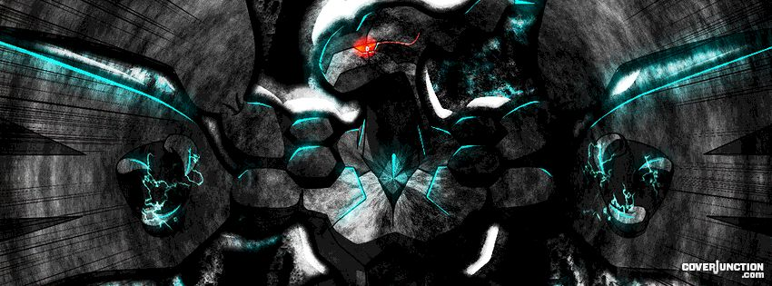 Zekrom facebook cover