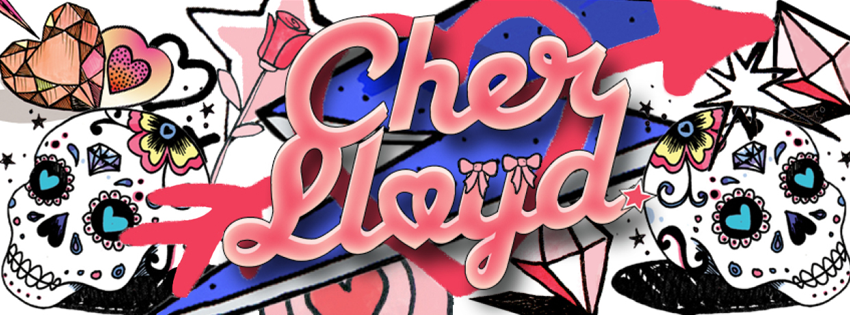 Cher Lloyd Facebook Cover - CoverJunction