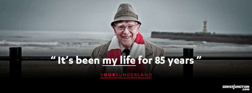 YOUR SUNDERLAND facebook cover