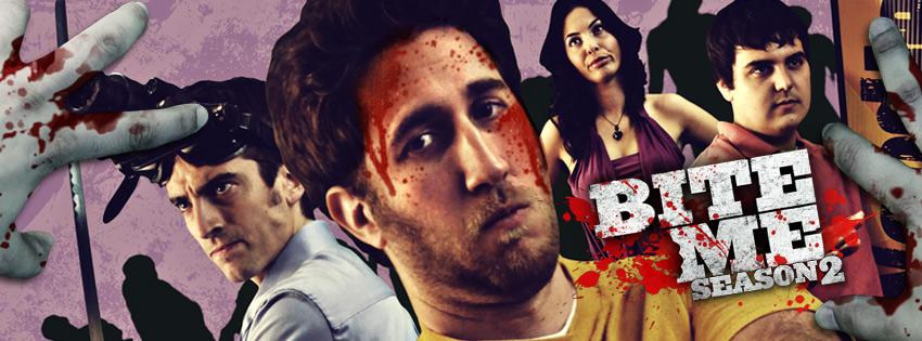 Bite Me - Season 2 facebook cover