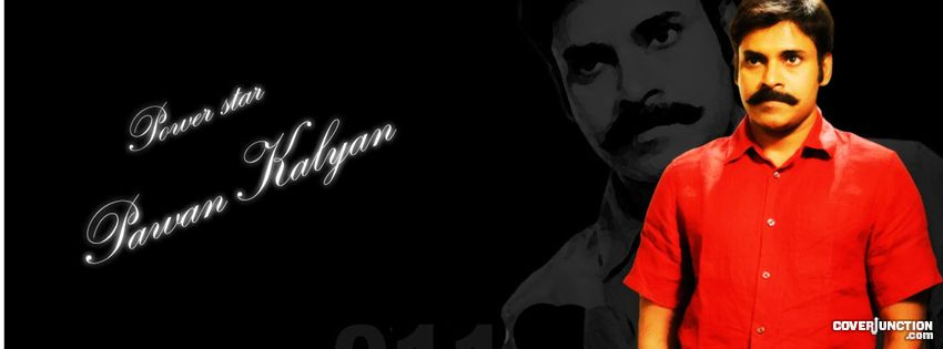Pawan Kalyan Facebook Cover - CoverJunction