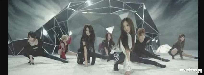 snsd Facebook Cover