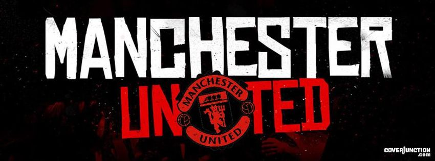 Manchester United facebook cover