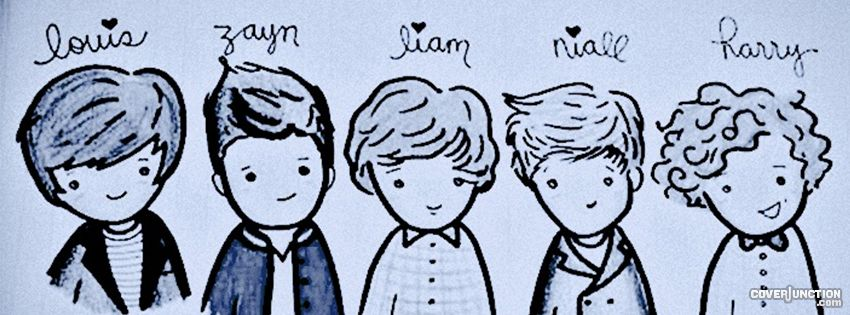 OneDirection! facebook cover