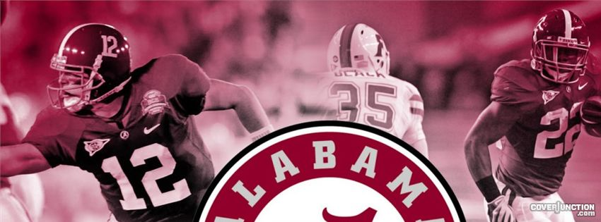 alabama football Facebook Cover