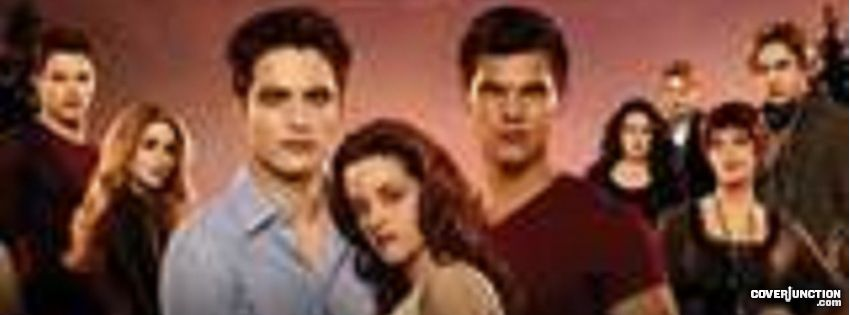 Breaking Dawn Part One Facebook Cover