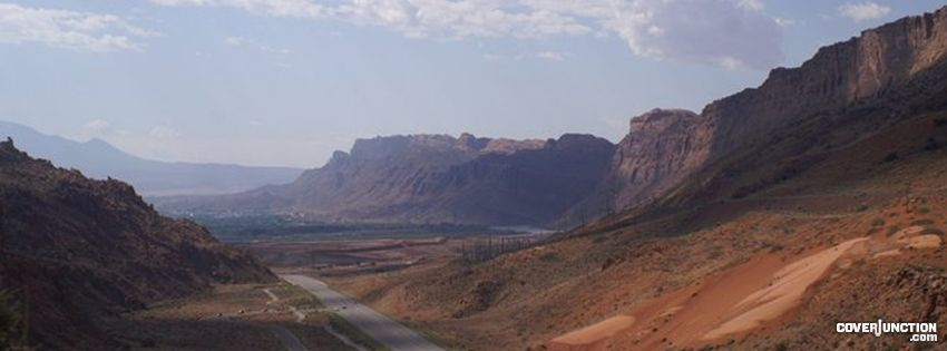 Moab Facebook Cover - CoverJunction